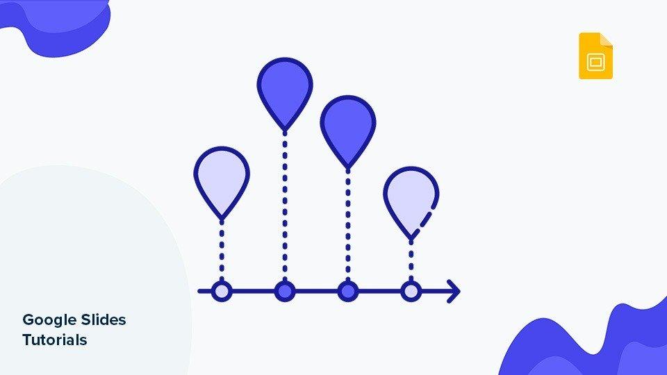 نحوه ایجاد یک جدول زمانی در اسلایدهای Google |  نکات سریع و آموزش برای ارائه های خود