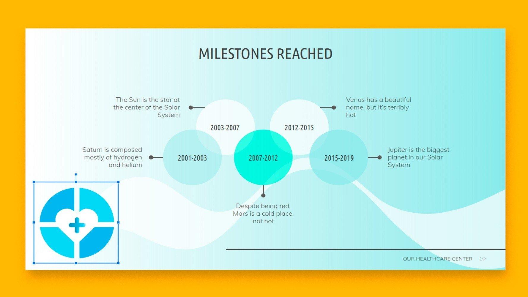 نحوه اضافه کردن علامت در اسلایدهای Google |  نکات سریع و آموزش برای ارائه های خود