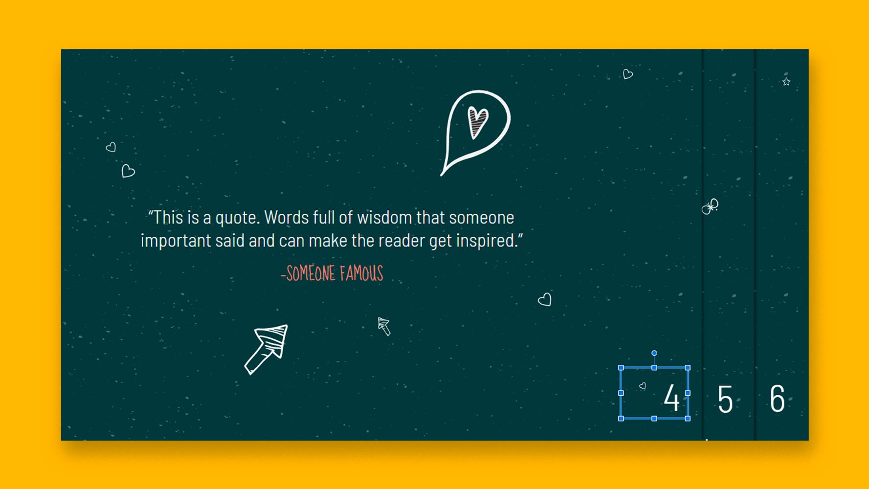 نحوه اضافه کردن شماره اسلایدها در اسلایدهای Google |  نکات سریع و آموزش برای ارائه های خود