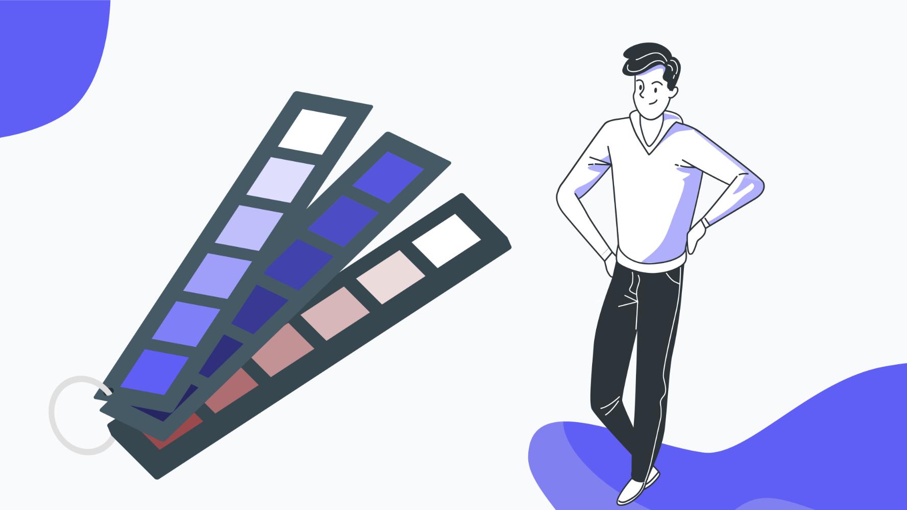 چگونه بهترین رنگ ها را برای ارائه های خود انتخاب کنید |  نکات سریع و آموزش برای ارائه های خود