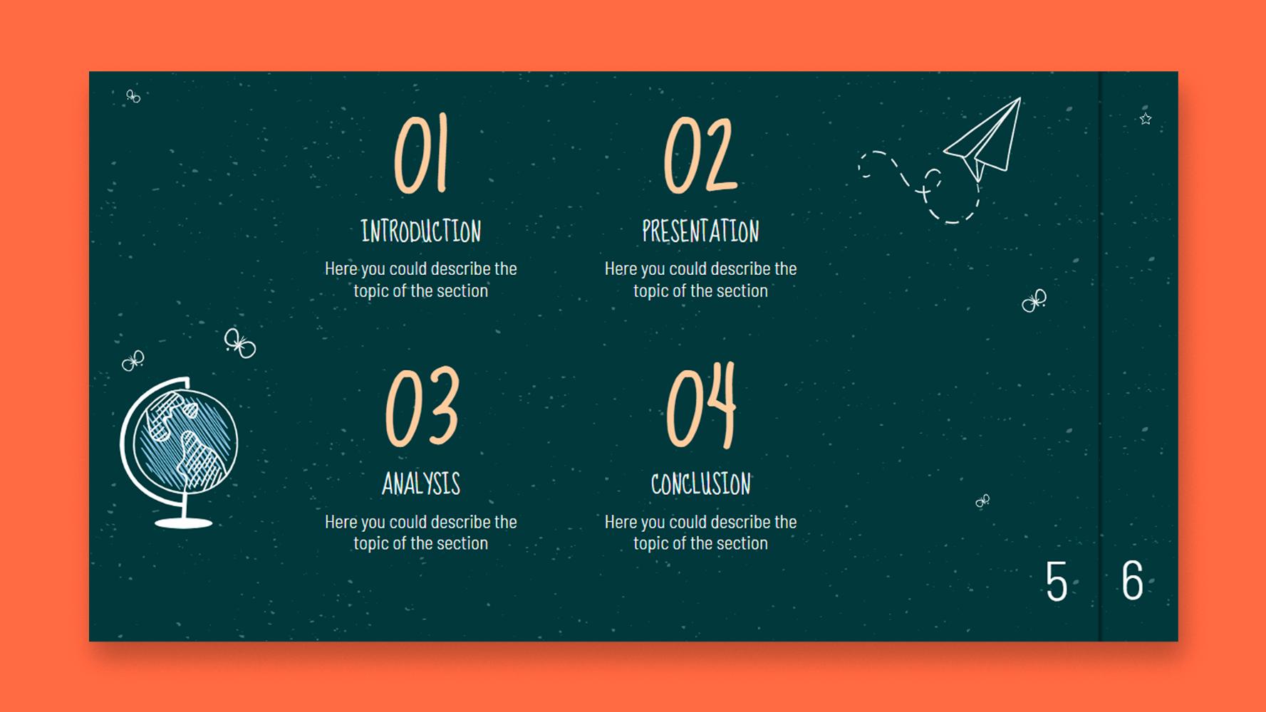 نحوه اضافه کردن شماره صفحه در پاورپوینت |  نکات سریع و آموزش برای ارائه های خود